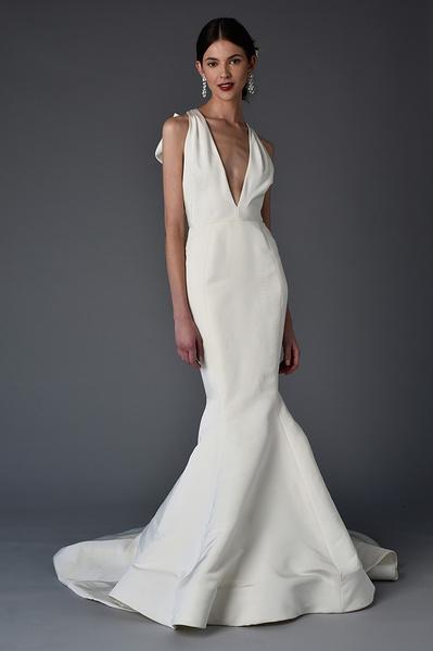 Лучшие коллекции Недели свадебной моды   галерея [1] фото [10]