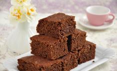 Шоколадный бисквит: рецепты приготовления