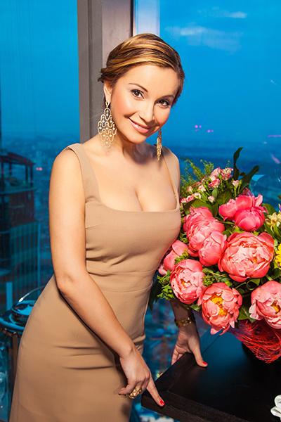 Ольга Орлова, Жанна Фриске