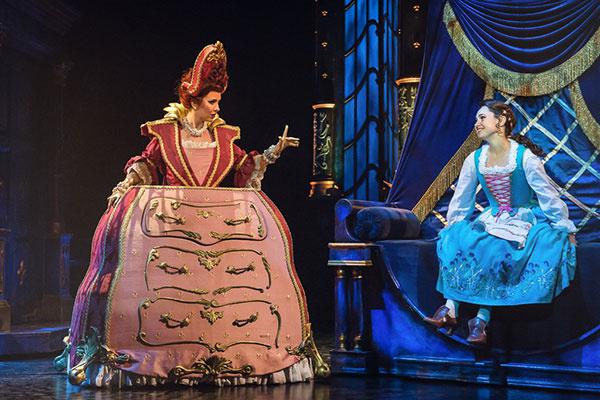 Красавица и чудовище мюзикл