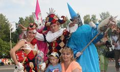 Уральские экскаваторы танцевали на бис!