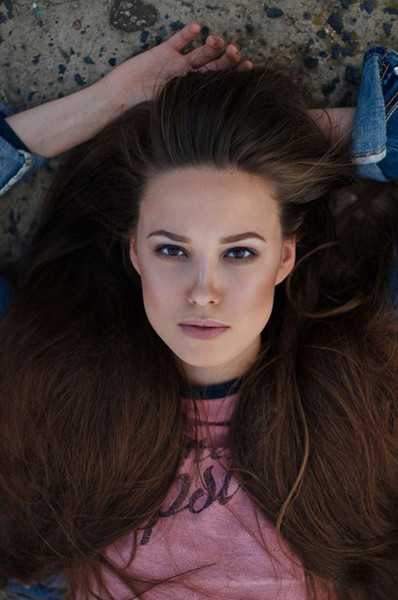 Юлия Мельчакова, модель