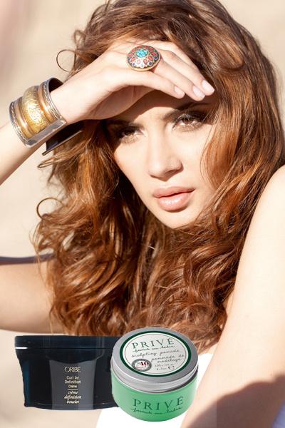 Воски и помады для волос помогут зафиксировать локоны