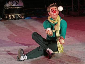 Директор Цирка на Цветнои искренне порадовался за премьеру