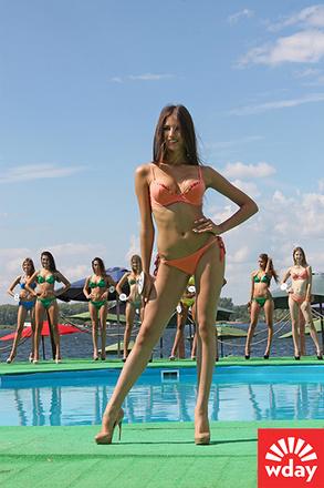 конкурс Мисс Бикини 2015 в Самаре