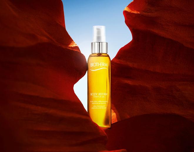 Секрет гладкости кожи – новое масло Biotherm