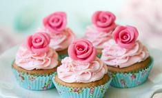 Украшаем торт: розы и кремы