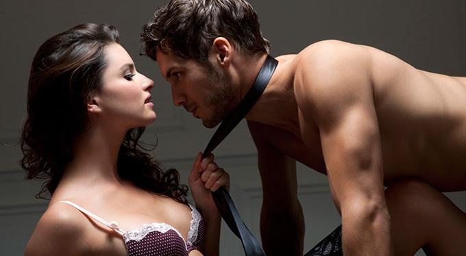 Любовь в обертке из секса