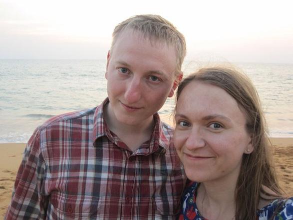 Марина и Андрей Корсаковы, фото