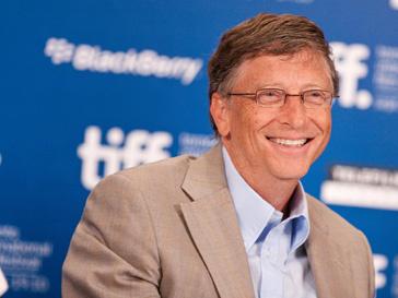 Билл Гейтс (William Gates) был назван самым богатым 17-й год подряд