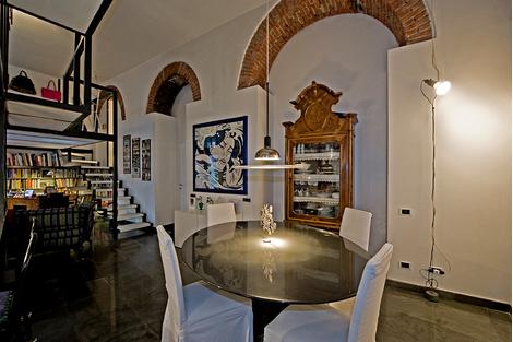 Топ-10: дизайнерские квартиры в Милане | галерея [7] фото [5]