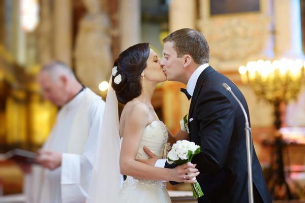 Этапы таинства венчания