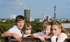 Андрей Аршавин: о Лондоне и о семье