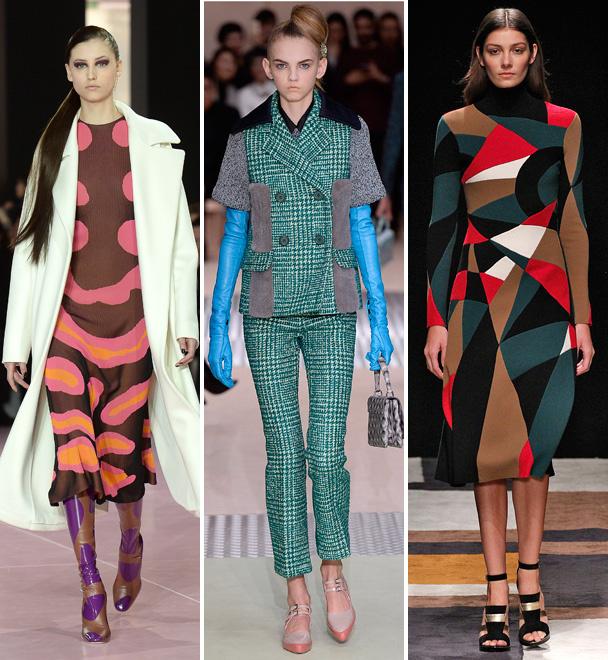 Модные тенденции осень-зима 2015/2016: что носить