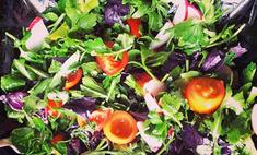 Татьяна Терешина поделилась рецептом салата