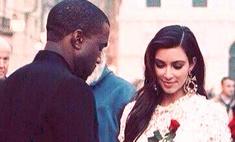 Свершилось: Ким Кардашьян и Канье Уэст поженились