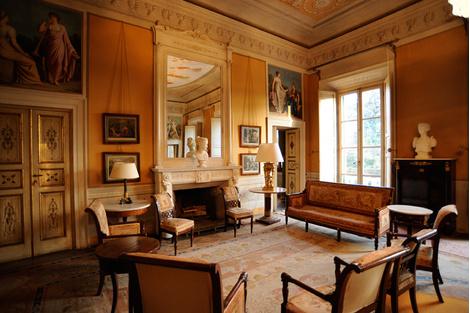 Вилла Марлия в Тоскане станет отелем | галерея [1] фото [7]