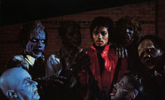 Куртку Майкла Джексона из клипа «Thriller» пустят с молотка