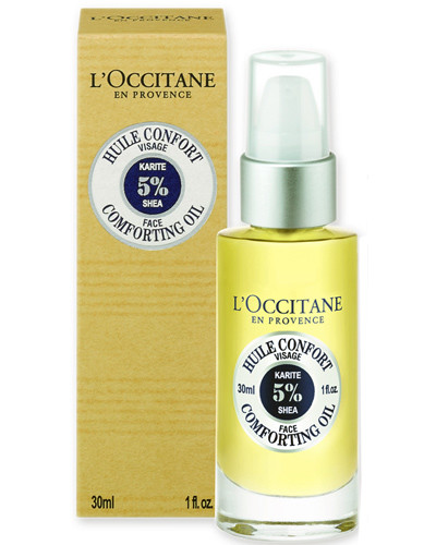L'OCCITANE, масло-комфорт для лица Карите, Face Comforting Oi отзывы