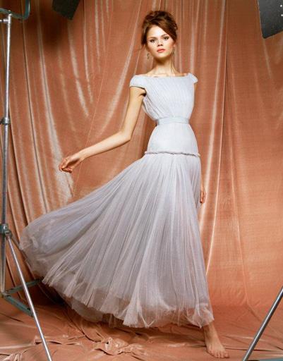 Выпускной: платье из коллекции Ulyana Sergeenko, весна-лето 2012