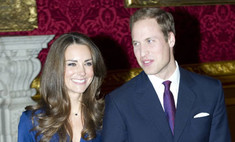 Назначена дата свадьбы принца Уильяма и Кейт Миддлтон