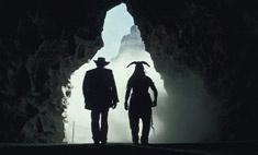 Индеец, конь и кролик: чего ждать от фильма «Одинокий рейнджер?»