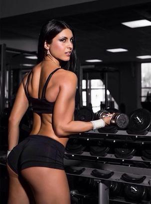 Красивые девушки фитнес-тренеры фото