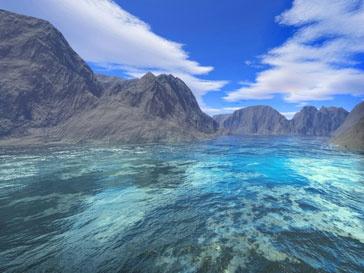 Исследователи обнаружили легендарную Атлантиду