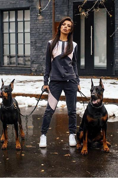 Ксения Бородина выпустила коллекцию одежды