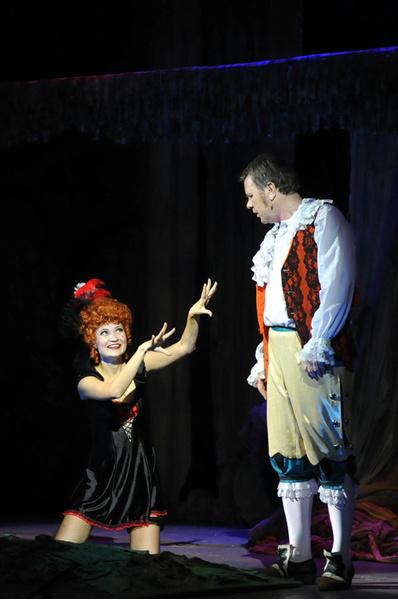 Театры Волгограда, актрисы Волгограда о себе