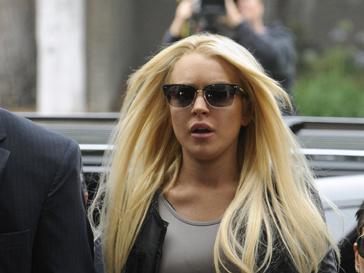 Линдсей Лохан (Lindsay Lohan) не признает себя виновной