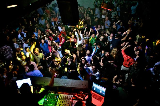 Ставрополь, Lily club, танцевальная вечеринка