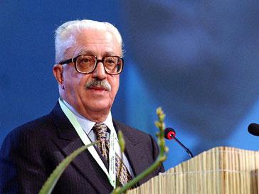 Тарик Азиз был главным представителем Ирака на внешнеполитической арене