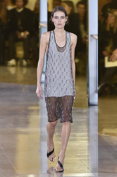 Неделя моды в Париже: день первый | галерея [2] фото [9]