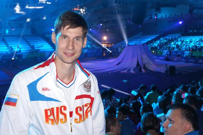 Красивые и успешные спортсмены Иркутска: Роман Кузнецов