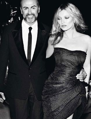 Кейт и Джордж давно дружат