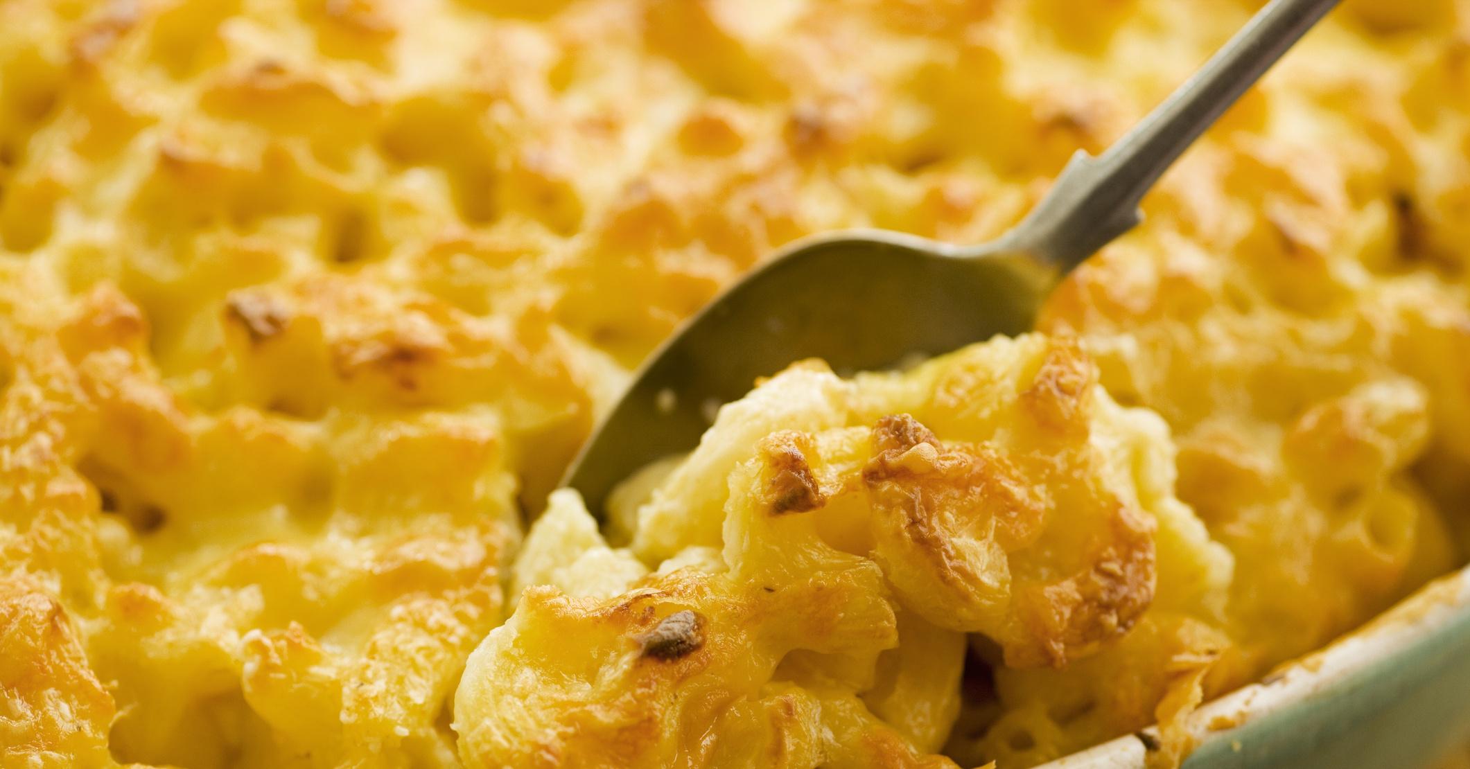 Макароны с сыром по американски рецепт пошагово