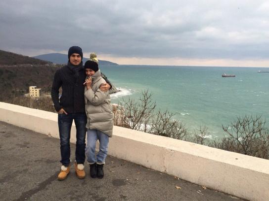 Александра и Артур Малоян