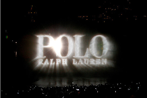 показ Polo Ralph Lauren