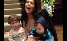 Ким Кардашьян не ладит с детьми