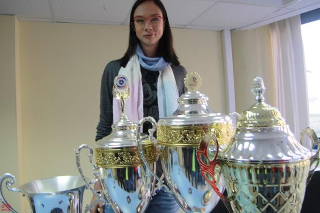 Екатерина Гамова волейбол прощальный матч