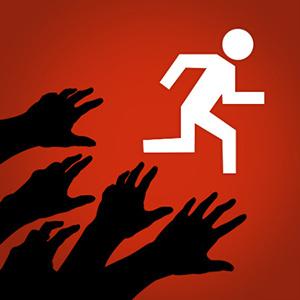 Мобильное приложение для бега Zombies, Run!