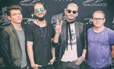На концерте Tokio Hotel устроят световой флешмоб