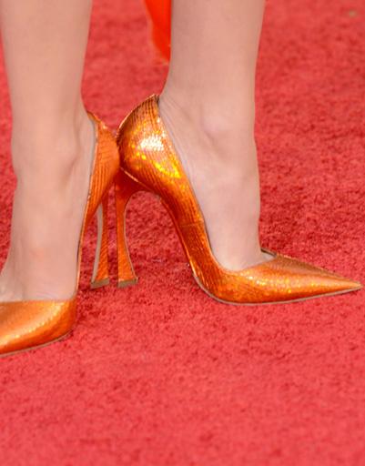 "Марион Котийяр (Marion Cotillard) на ""Золотом глобусе""-2013"