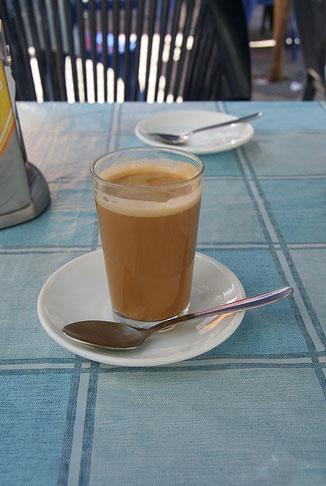 Можно пить кофе с молоком