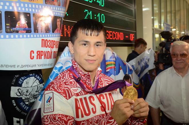 Новосибирец Роман Власов двукратный чемпион мира по борьбе
