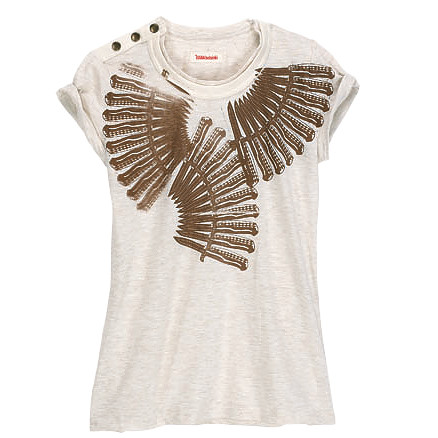 Хлопковая футболка, Ivana Helsinki.