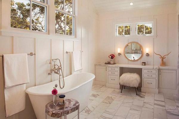 Красивые ванные комнаты, фото