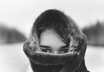 Юрий Луньков «Зима». 1965 год