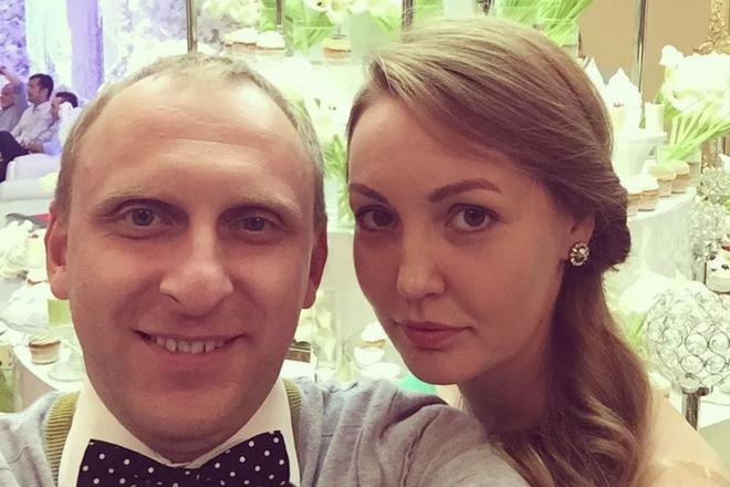 Гавр с женой